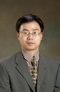 Professor Mingzhou Jin