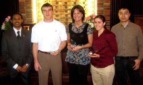 Alpha Pi Mu Outstanding Senior Awards